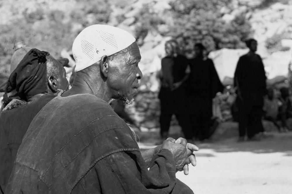 People of  Mali - 4 -