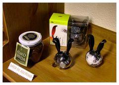 Pepe e sale in coniglii ...e pasta d`olivo.