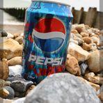 Pepsi + Strand - eine perfekte Kombination
