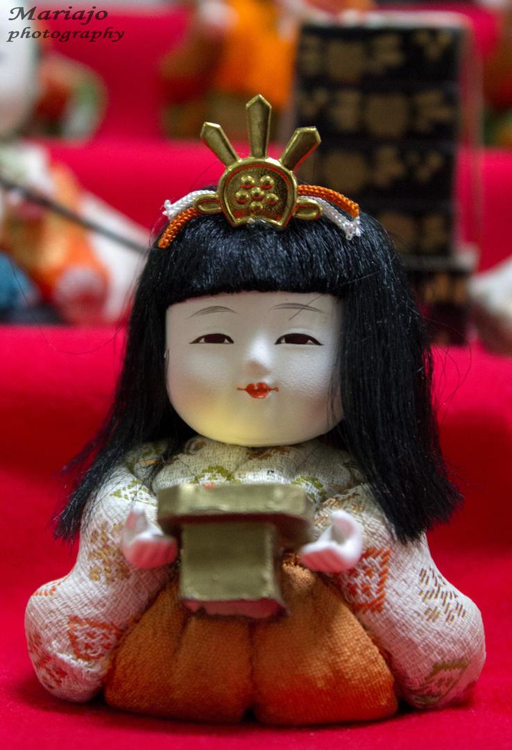 pequeña Geisha