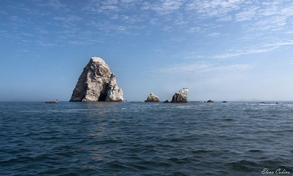 Pequeños Islotes