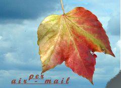 PER AIR - MAIL