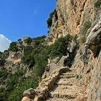 Per Aspera ad Castell de Alaró