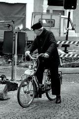 Per la bici ..non c'è età...