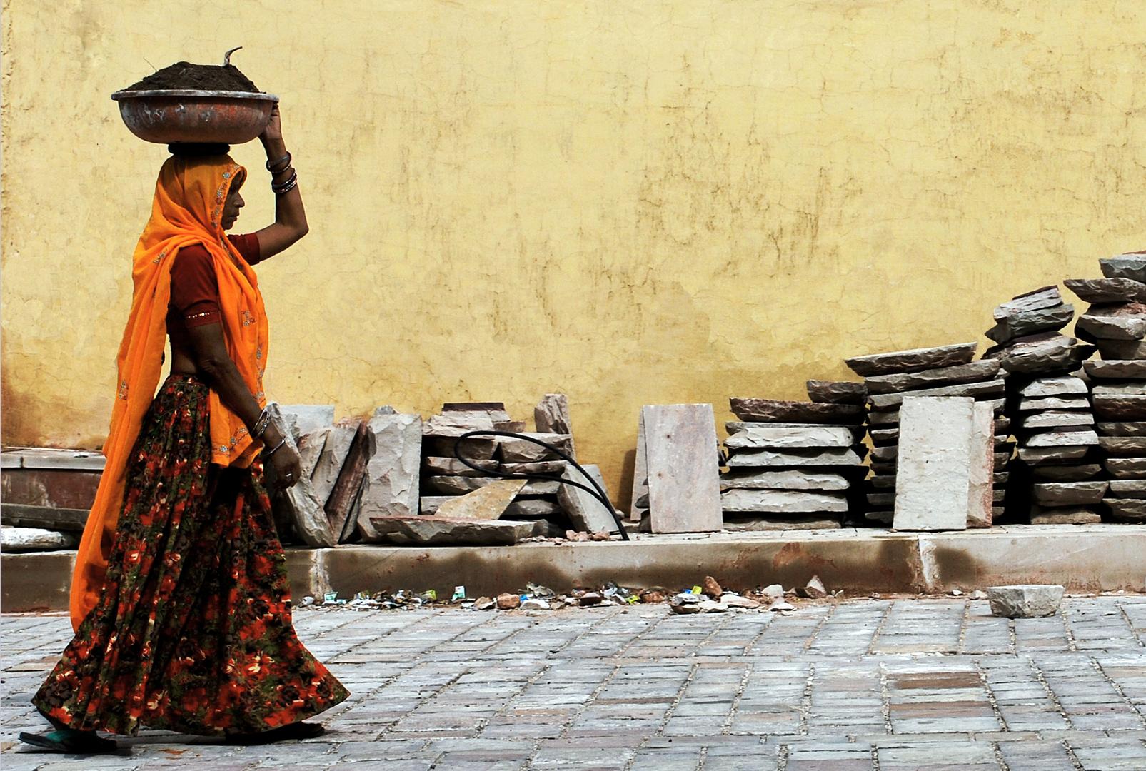 Per le strade di Jaipur - 2 -