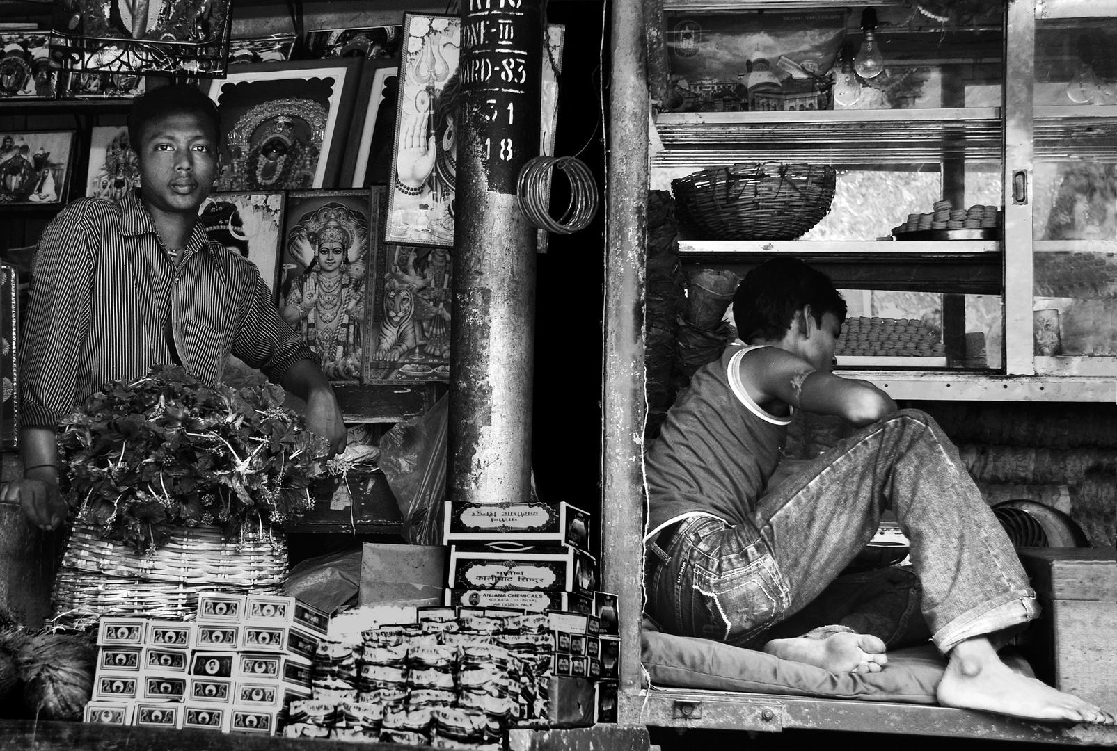 Per le strade di Kolkata - 3