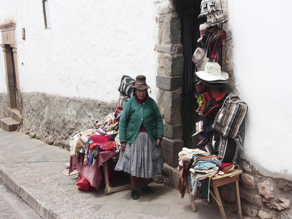 Per le vie di Cuzco 4