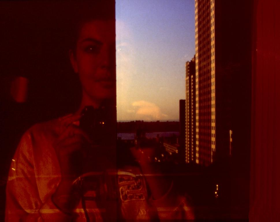 per qualche tempo,  la mia finestra