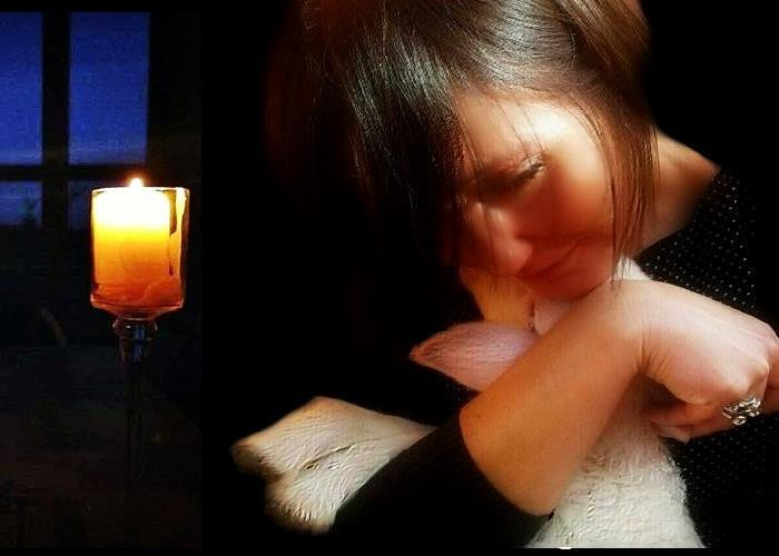 """""""Per questo cane..o per ogni cane..credo nel cielo""""Neruda"""