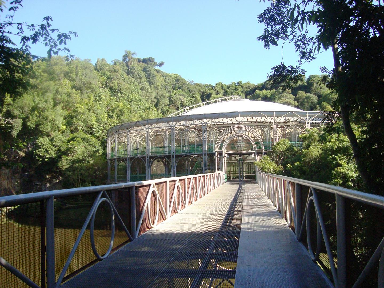 Ópera de Arame - Curitiba - Brasil