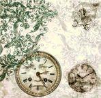 perdida en el tiempo