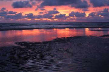 perfect beachsunset