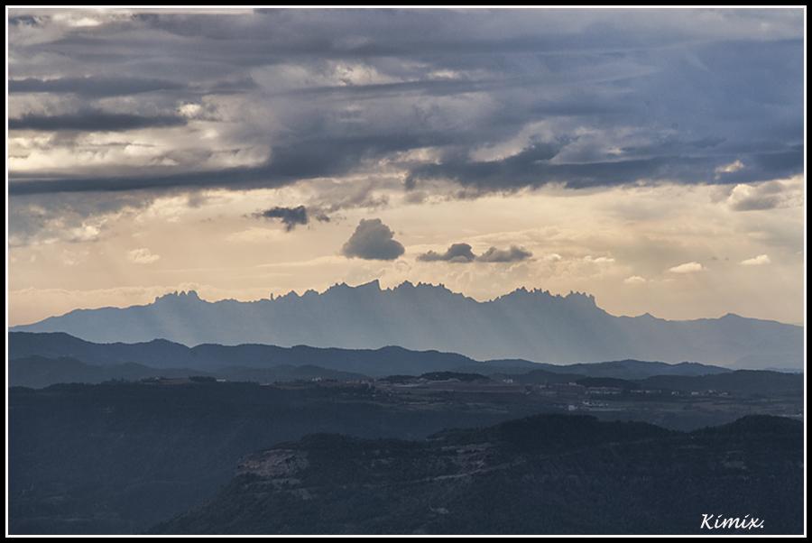 Perfil de Montserrat.