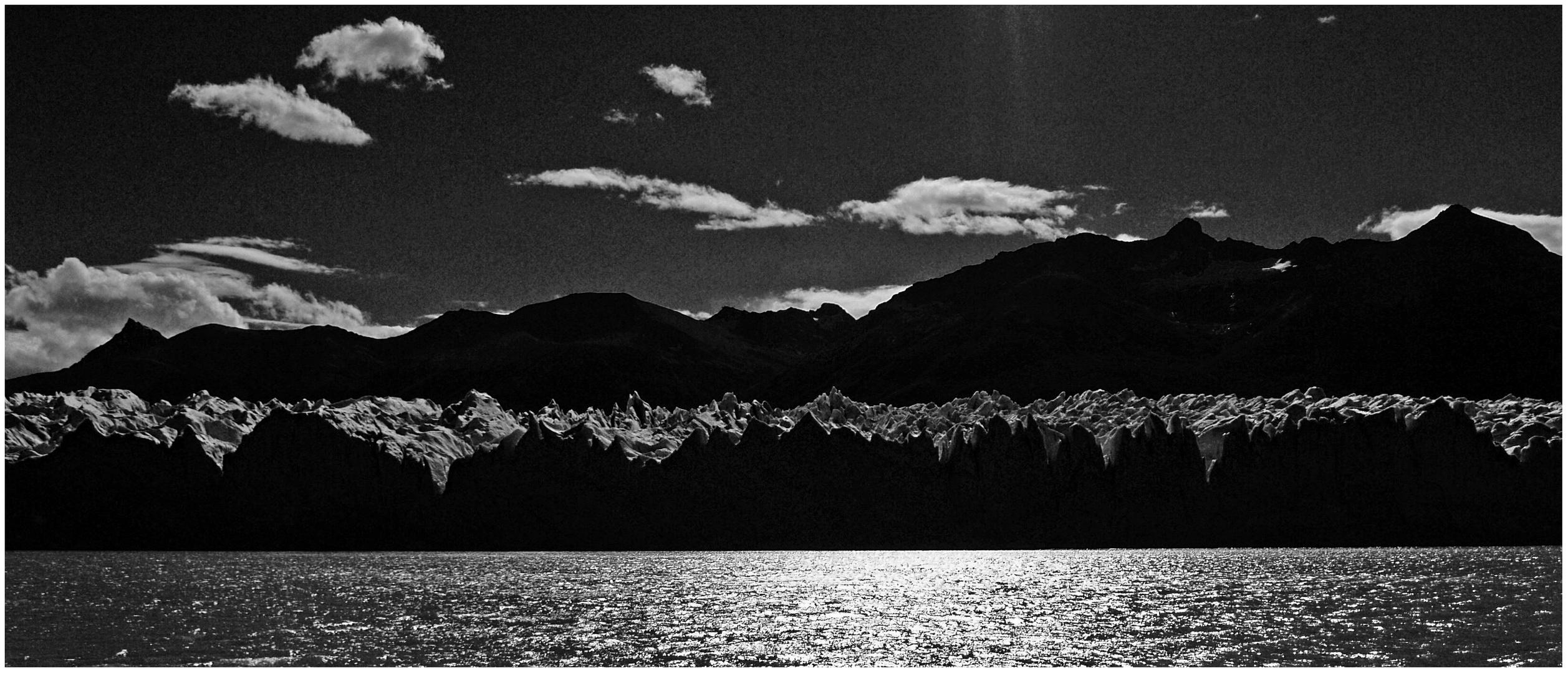 Perito Moreno ...