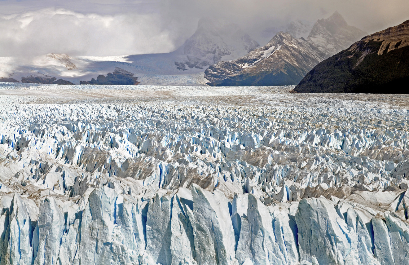 Perito Moreno Gletscherdach - Cold as Ice