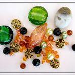 Perlen und Juwelen