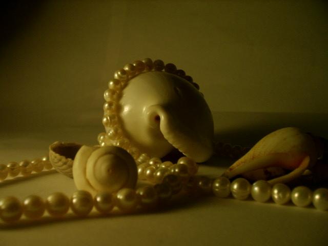 Perlen von Oma