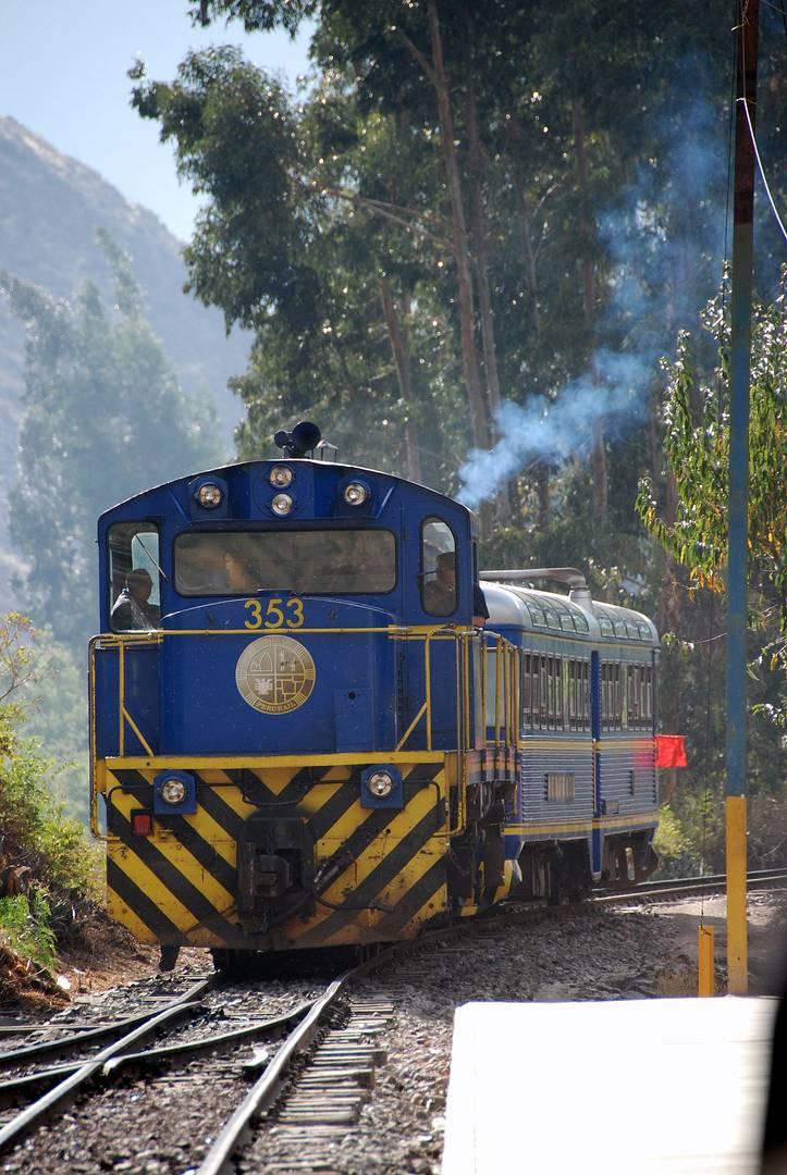 Perou Rail