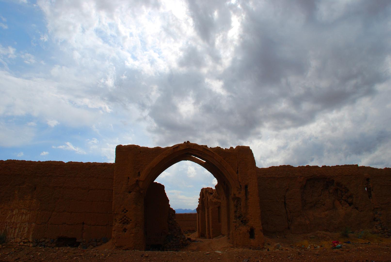 Persia, casa antica