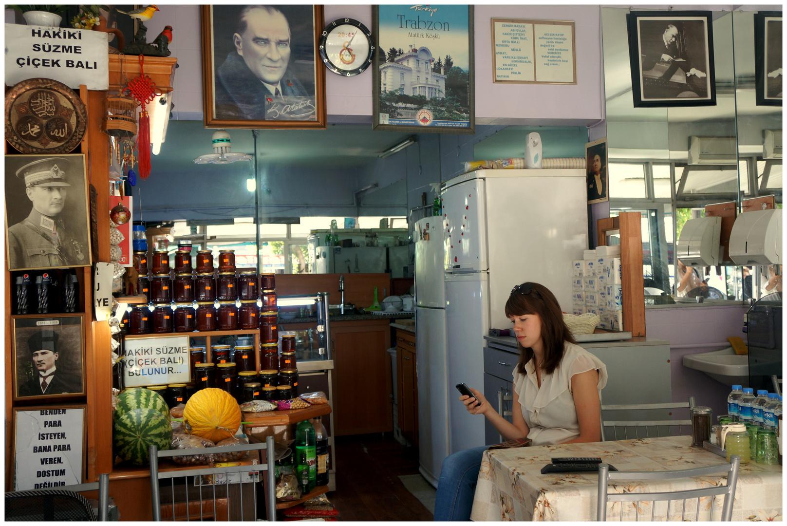 Personen-)Kult, Random-intérieur, Café, Foto & Bild   europe, turkey ...