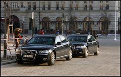 Personenschutz Audi A8