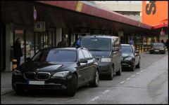 Personenschutz BMW 7er