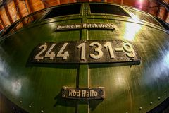 Personenzugelektrolokomotive