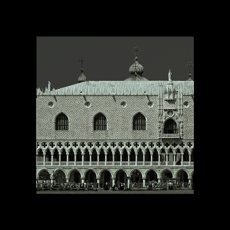 Perspectives of Venice II