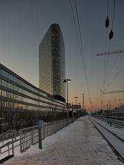 """""""Perspektiven und Ansichten"""" - ADAC-Zentrale München"""
