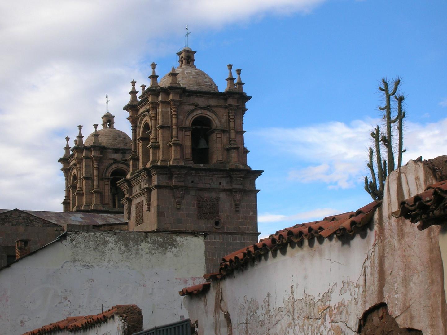 Perú - Catedral de Puno