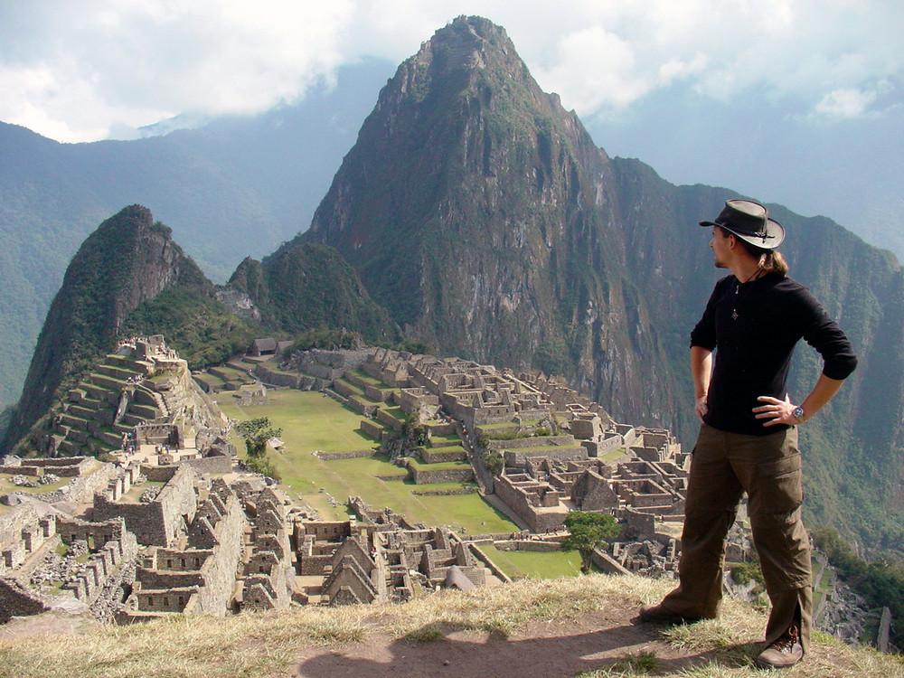 Peru - Machu Picchu September 2006