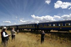 Perurail Train von Puno am Titicacasee nach Cusco