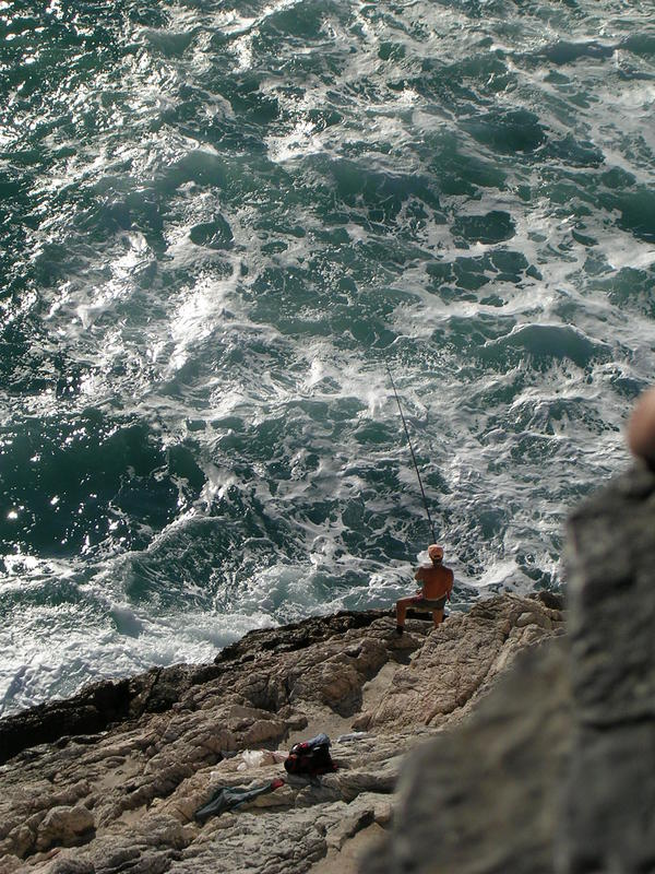 Pesca in solitaria