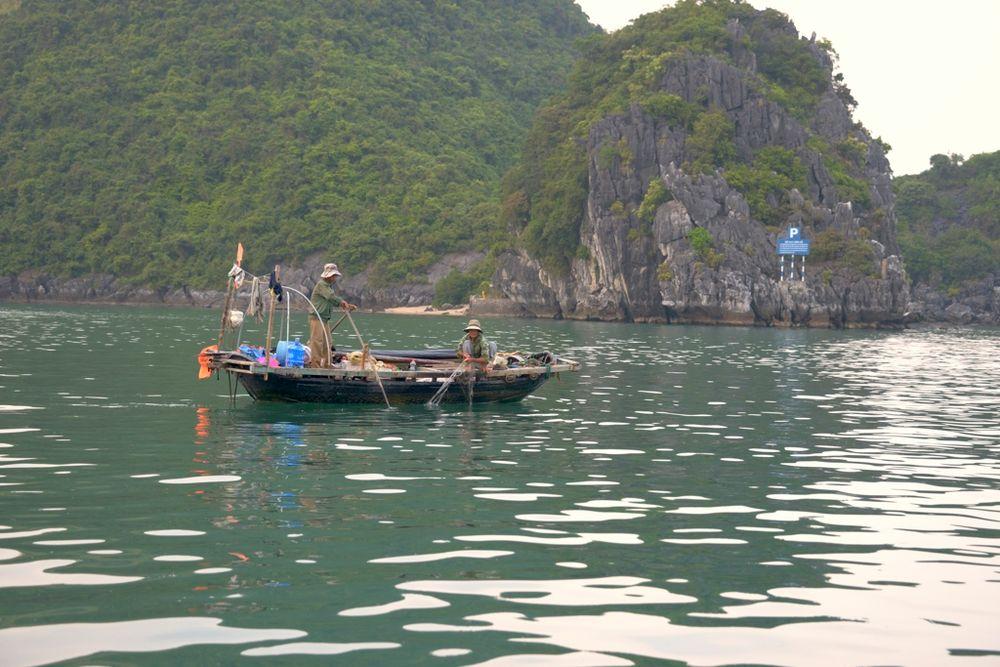 Pescadores de Han Long