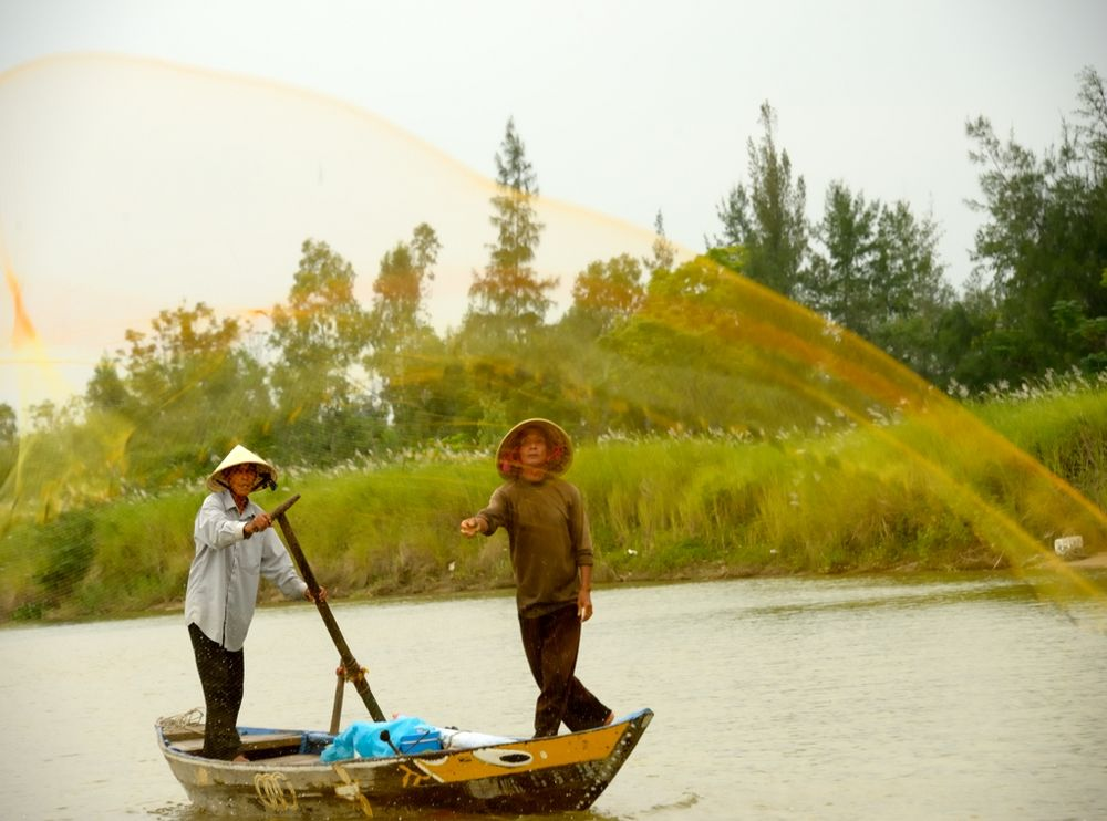 Pescadores Thu Bon