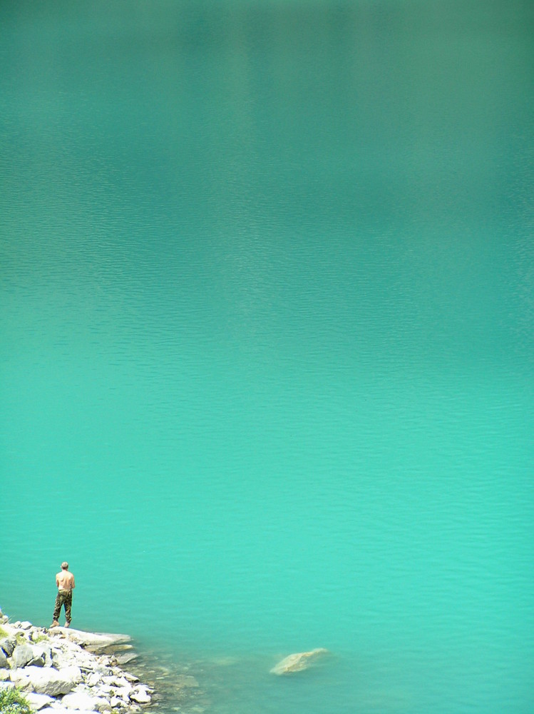 Pescare e fotografia.. similitudini..