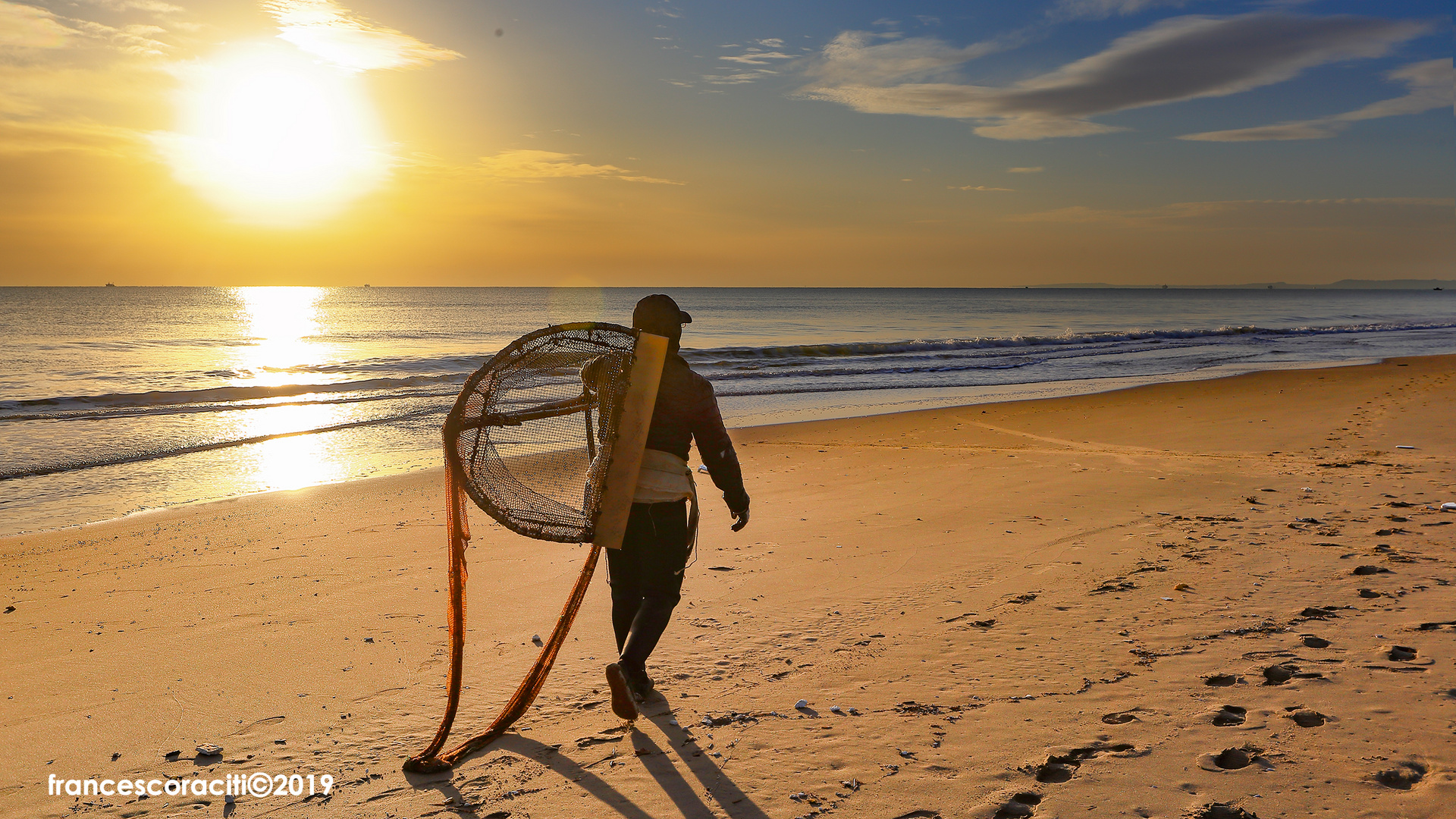 Pescatore di Telline