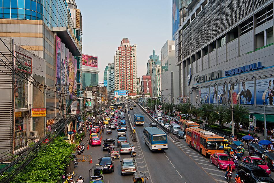 Petburi Road Bangkok