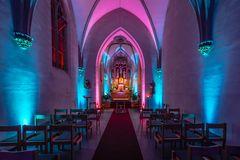 "Peter-Friedhofen-Kapelle zur ""Nacht der offenen Kirchen 2019"""