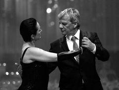 Peter Hölters und Matina Schürmeyer beim Tango Argentino - Archivaufnahme  Nov. 2010
