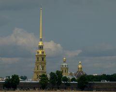 Peter und Paul -Festung / St. Petersburg