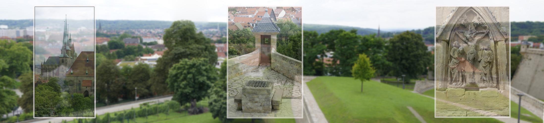 Petersberg Zitadelle
