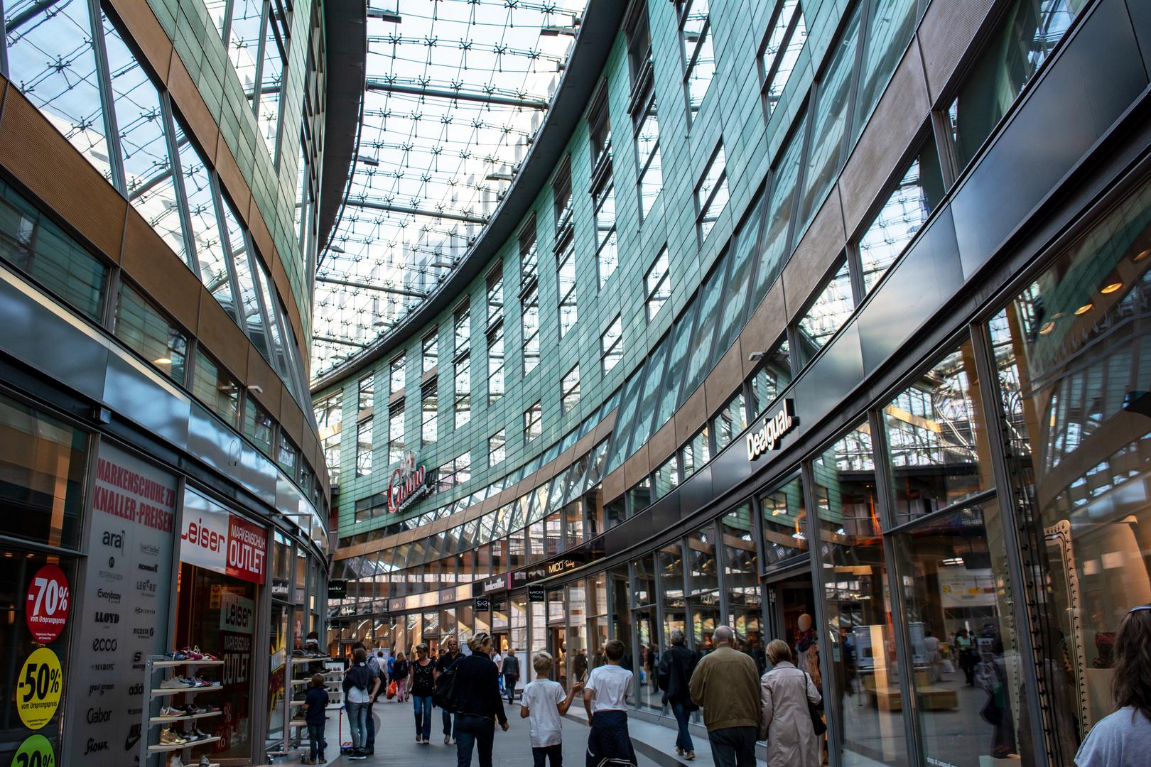 Petersbogen Leipzig