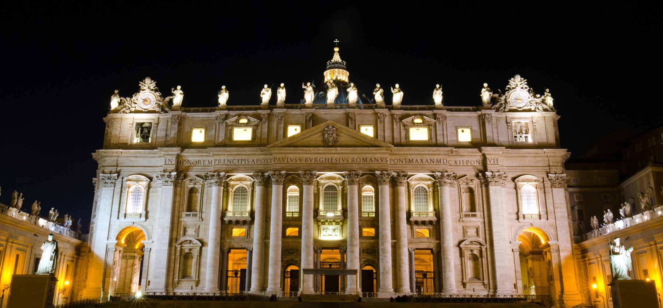 Petersdom in Rom