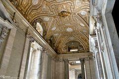 Peterskirche - Vorraum