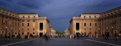 Petersplatz Rom - San Pietro Roma