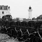 petit port breton: sauzon