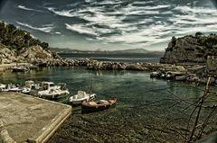 Petit port de Niolon 13