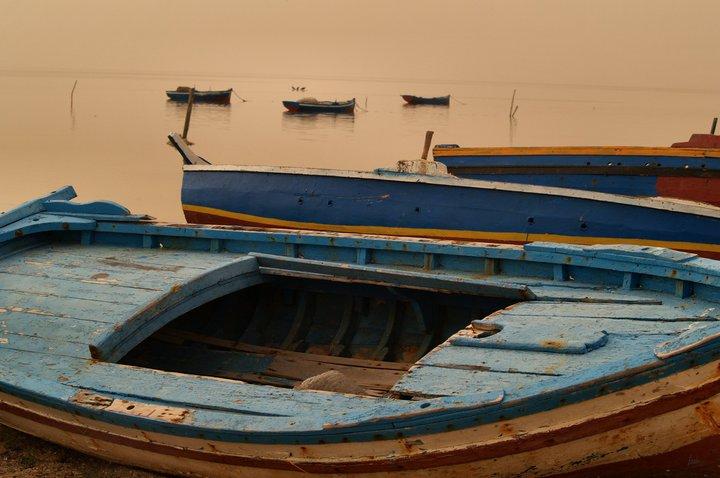 petit port de pêcheur