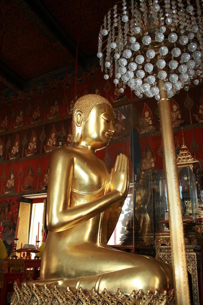 Petit Temple de Thailande